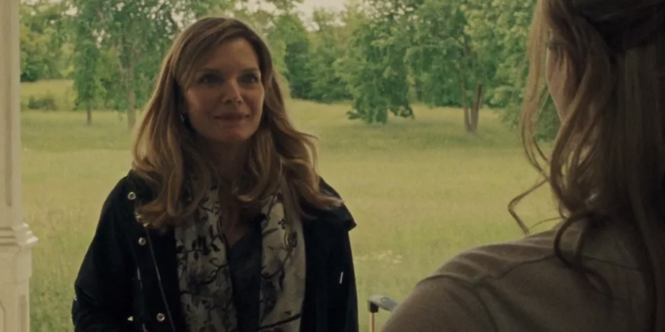 Michelle Pfeiffer, movies, Mother!