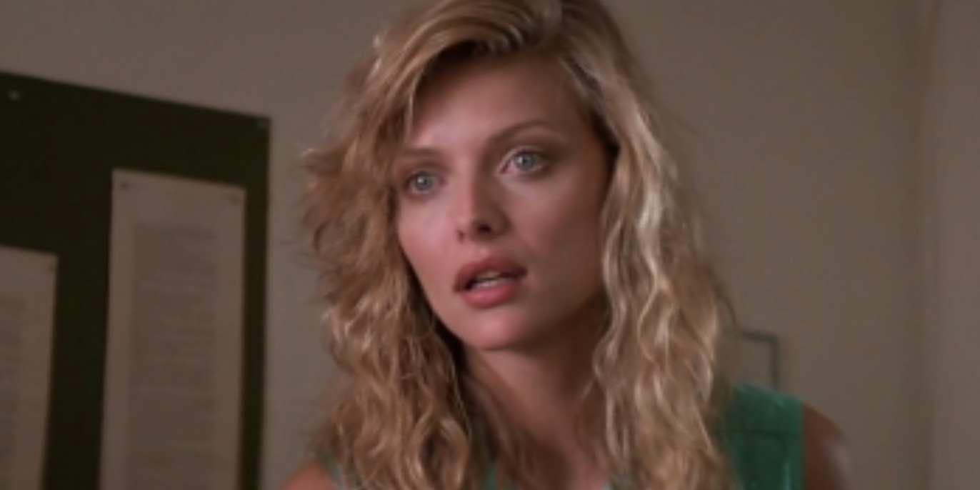 Michelle Pfeiffer, movies, The Witches of Eastwick