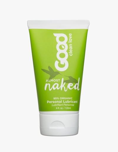 Almost Naked Organic Personal Lubricant from Good Clean Love