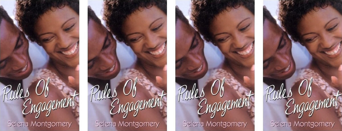 Stacey Abrams' Books, book cover of Rules of Engagement by Selena Montgomery, politics, books