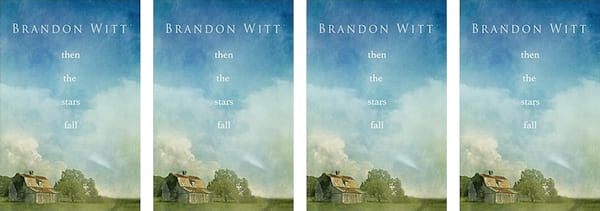 Small Town Romance Novels, book cover of Then the Stars Fall by Brandon Witt, books
