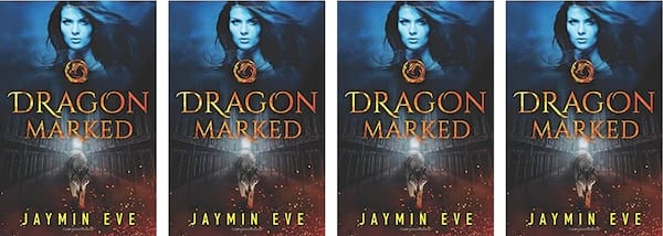 books, cover of Dragon Marked by Jaymin Eve, Fantasy Romance Novels