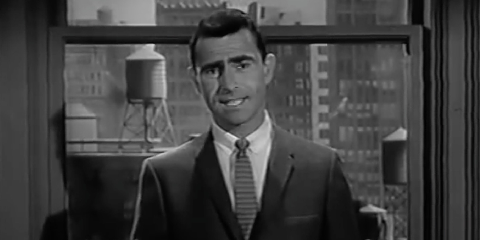 60s tv show main character, tv, The twilight Zone