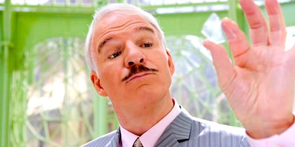 the pink panther, Steve Martin, movies