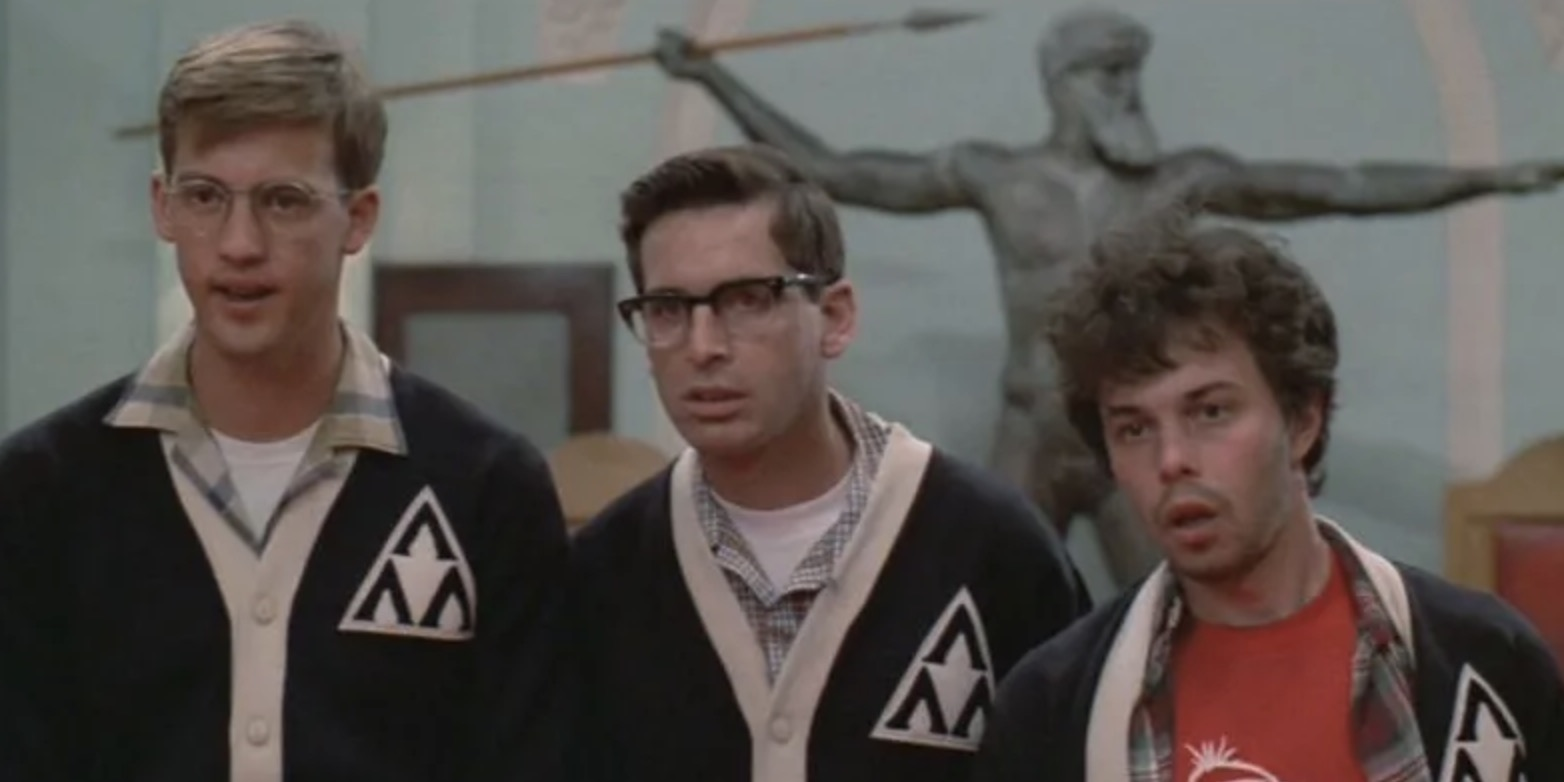 Revenge of the Nerds, college, college movie, movies