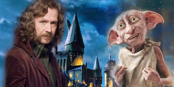 sirius black and Dobby harry potter, Harry Potter Quiz