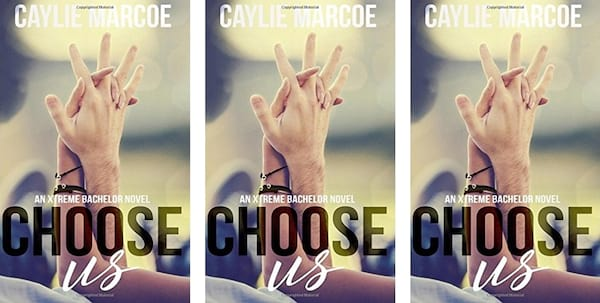 Reality Show Romance Books, cover of Choose Us by Caylie Marcoe, books, tv