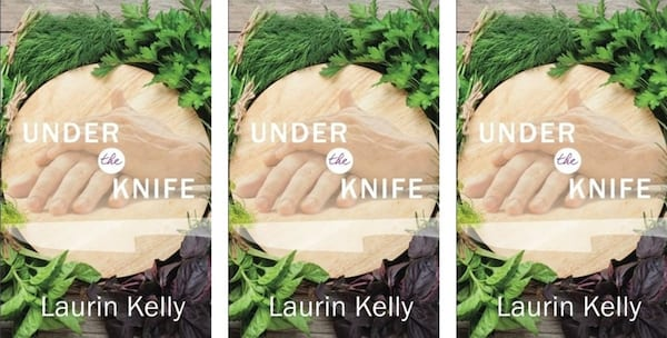 Reality Show Romance Novels, cover of Under the Knife by Laurin Kelly, tv, books