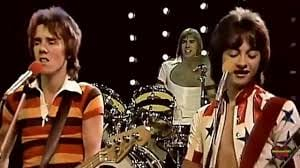 bay city rollers, music video, 80s