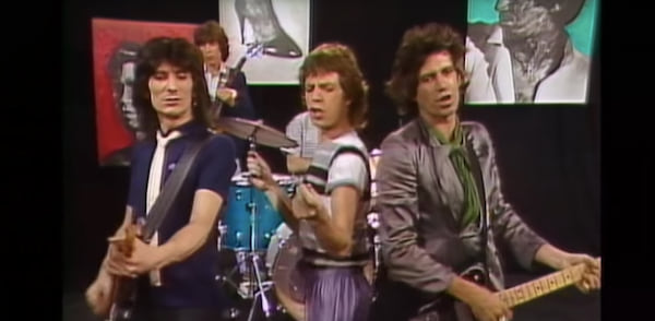 The Rolling Stones, mick jagger, Music, rock, guitars, video
