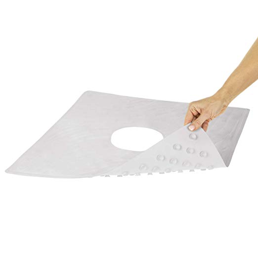 Non-slip shower mat from Amazon
