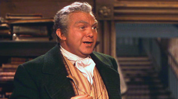 movies, gone with the wind, 1939, thomas mitchell as gerald o'hara