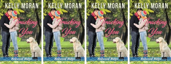 books, cover of Tracking You by Kelly Moran, Disabled Romance Novels