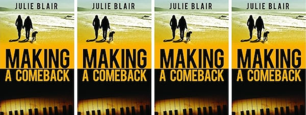 books, cover of Making A Comeback by Julie Blair, Disabled Romance Novels