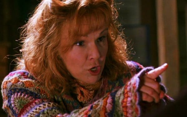 Molly Weasley, movies