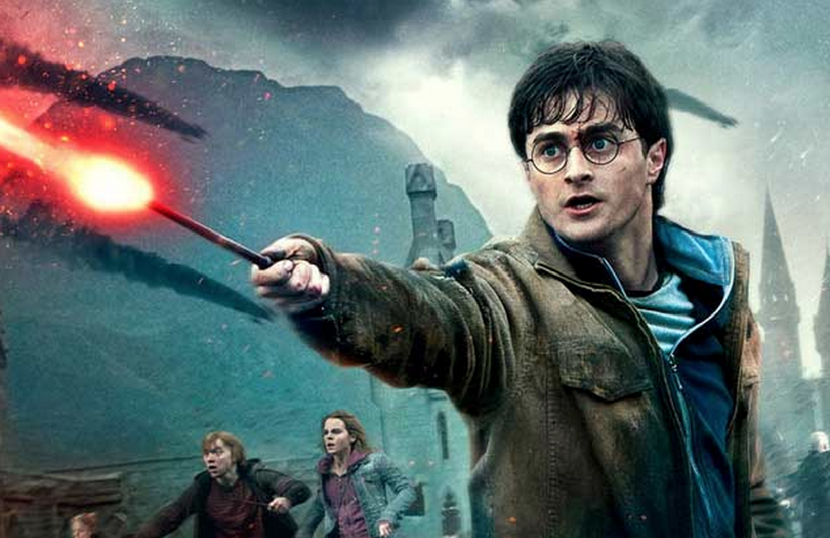 harry potter, Deathly Hallows Pt.2