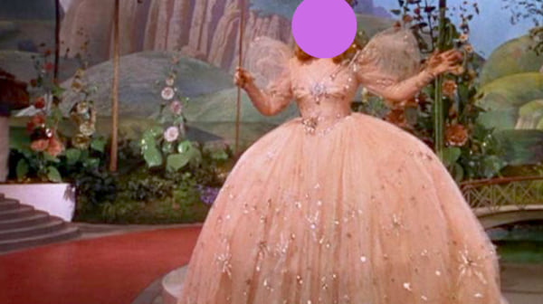 movies, the wizard of oz, 1939, glinda the good witch