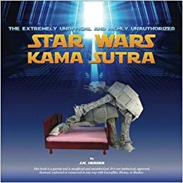Star Wars Kama Sutra book from Amazon