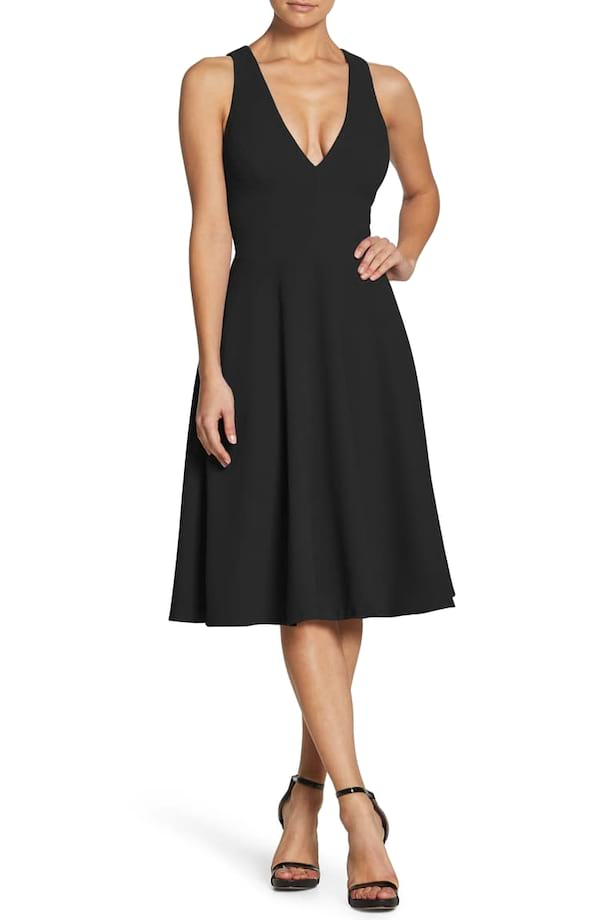 Catalina Tea Length Fit and Flare Dress from Nordstrom