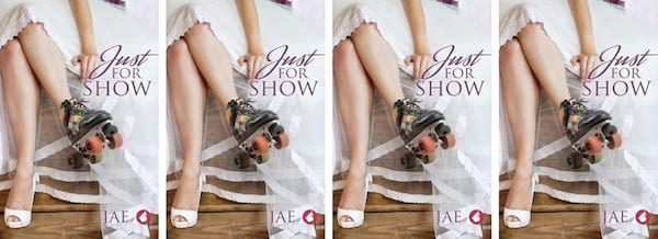 Plus Size Romance Novels, cover of Just For Show by Jae, books