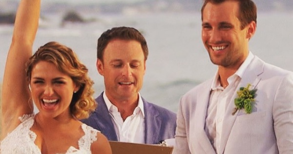 marcus grodd and lacy faddoul wedding on beach, bachelor nation