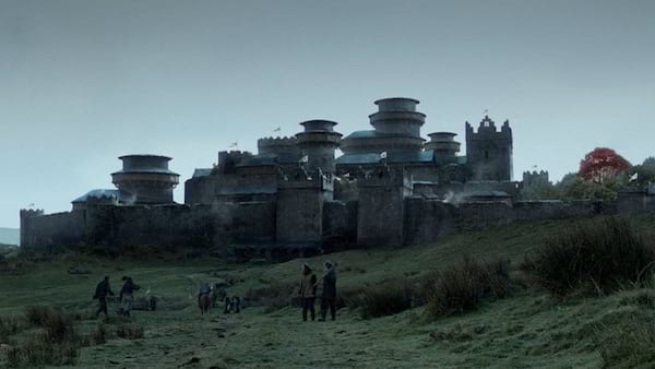 tv, game of thrones, winterfell