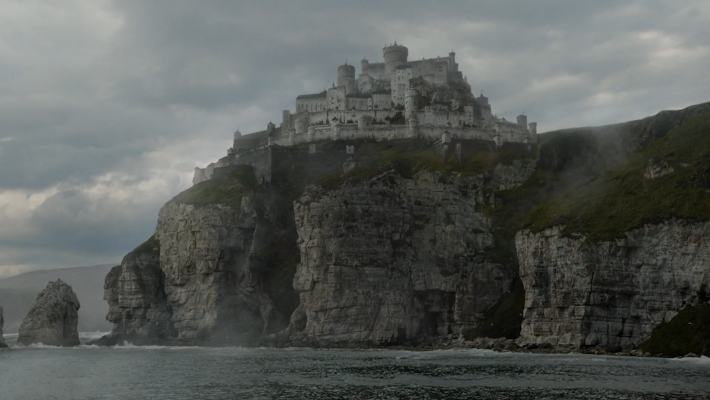 tv, game of thrones, casterly rock