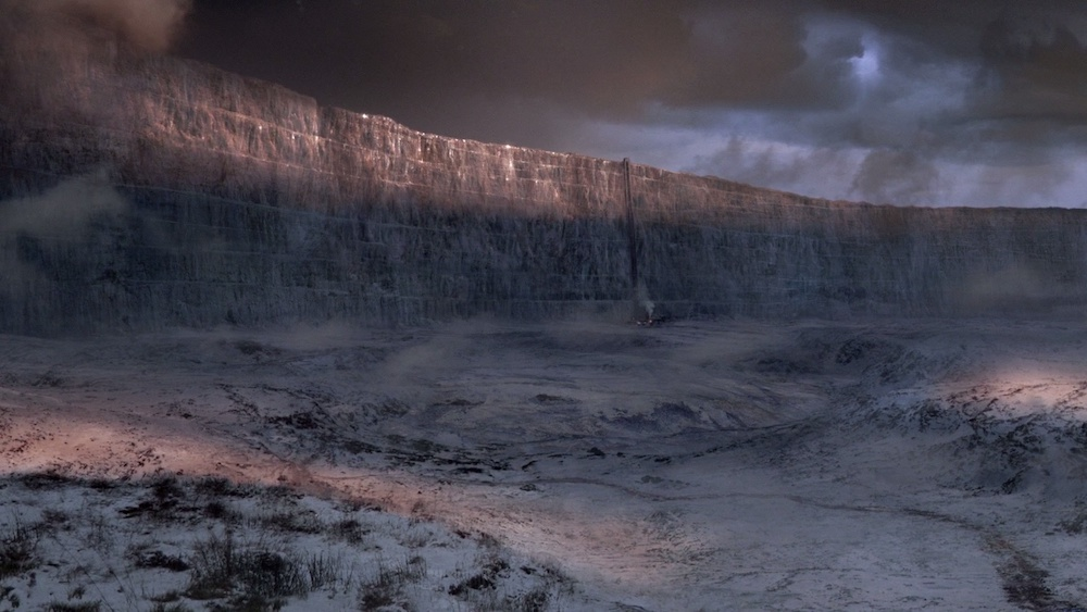 tv, game of thrones, The Wall