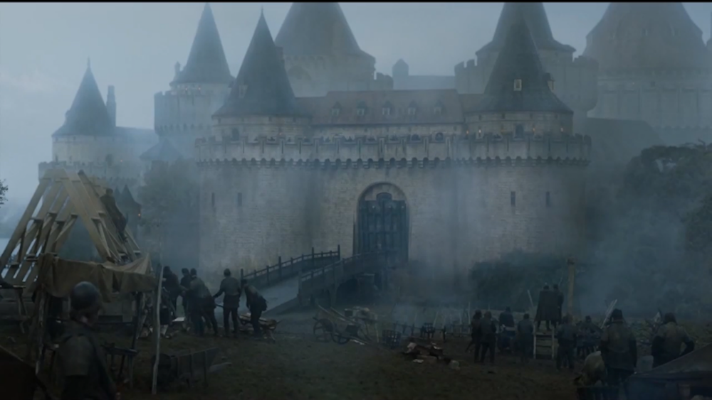 tv, game of thrones, riverrun, the old keep