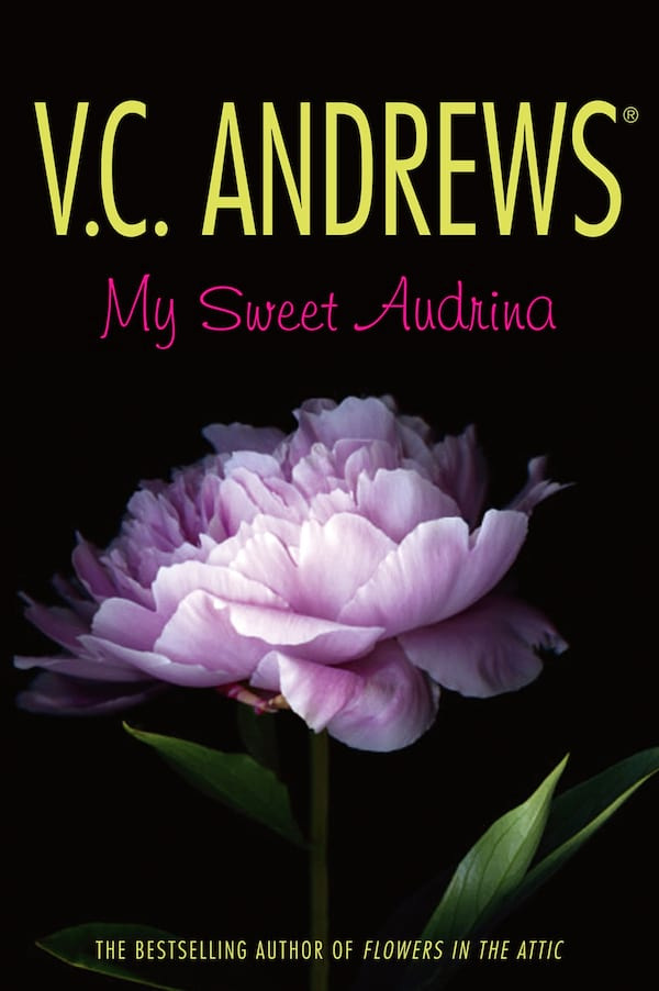 Best Trashy Romance Novels, cover of My Sweet Audrina by V.C. Andrews, books