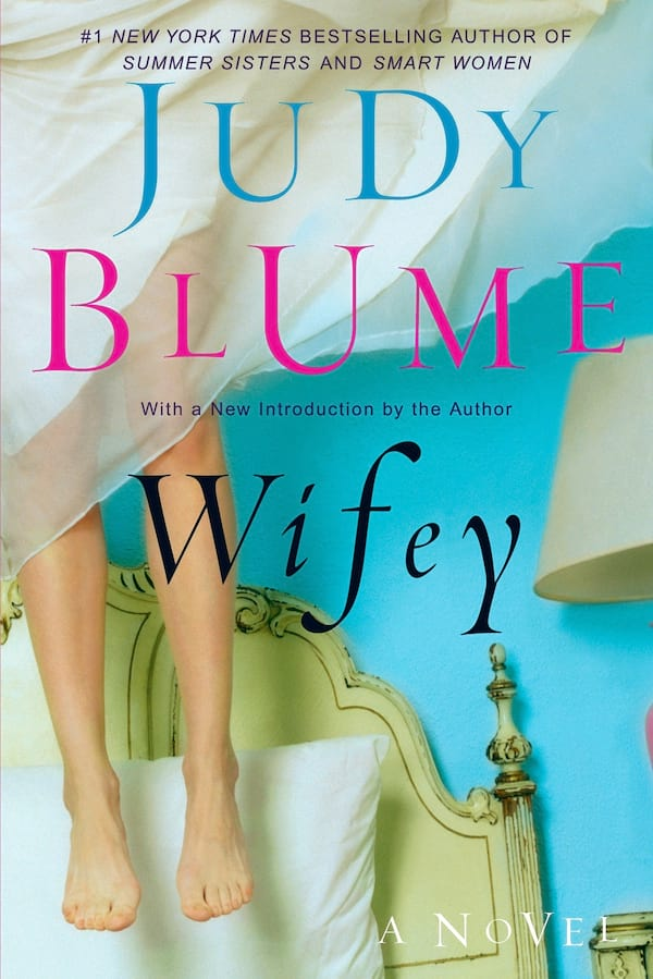 Best Trashy Romance Novels, cover of Wifey by Judy Blume, books