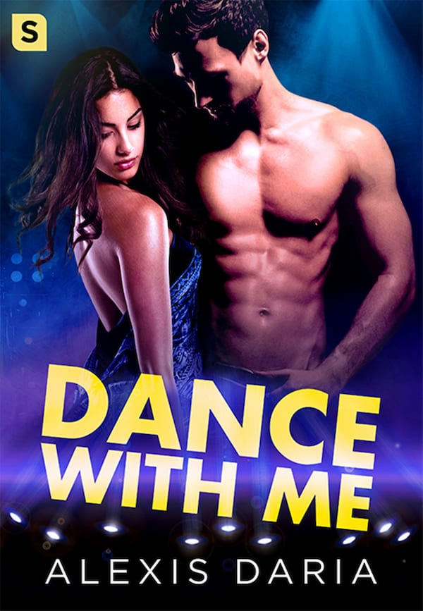 Romance Novels About Dancers, cover of Dance With Me by Alexis Daria, books