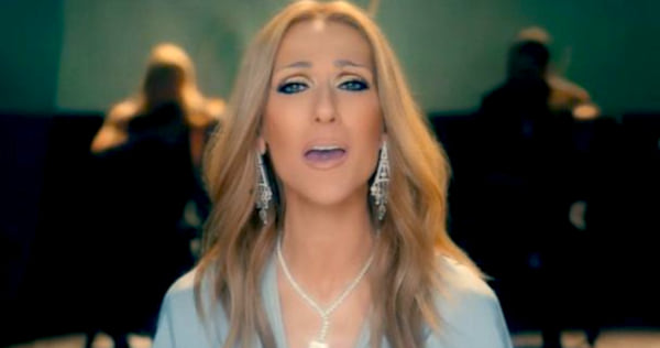 Music, celebs, Celine Dion, music video, ashes