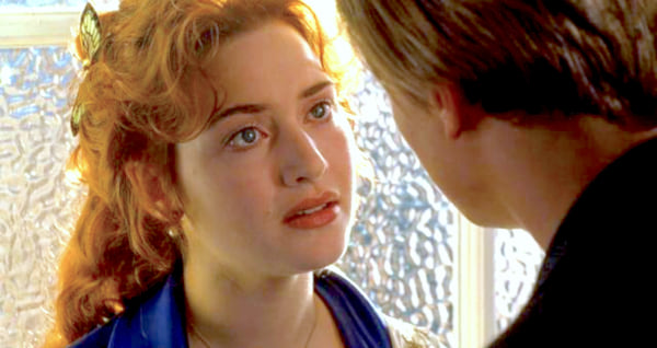 movies, titanic, 1997, kate winslet as rose, AMC