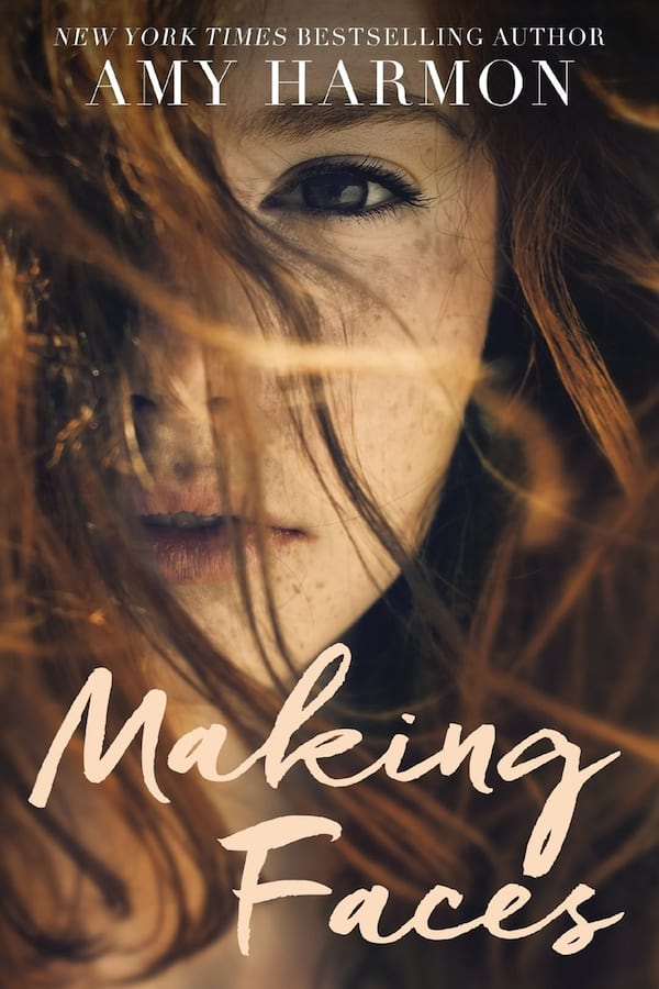 Clean Romance Novels, cover of Making Faces by Amy Harmon, books