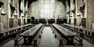 harry potter, The Great Hall