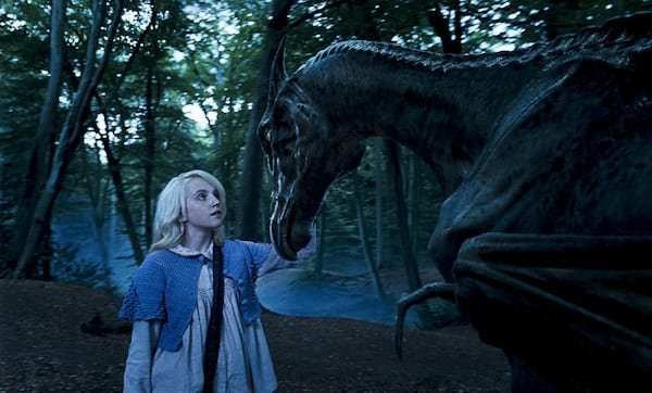 movies, Thestral, harry potter