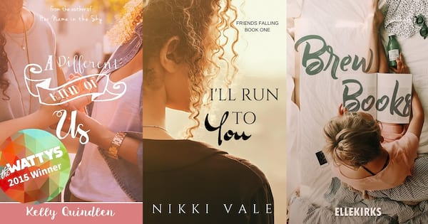 Romance Novels Online, three book covers of romance novels you can read online, books