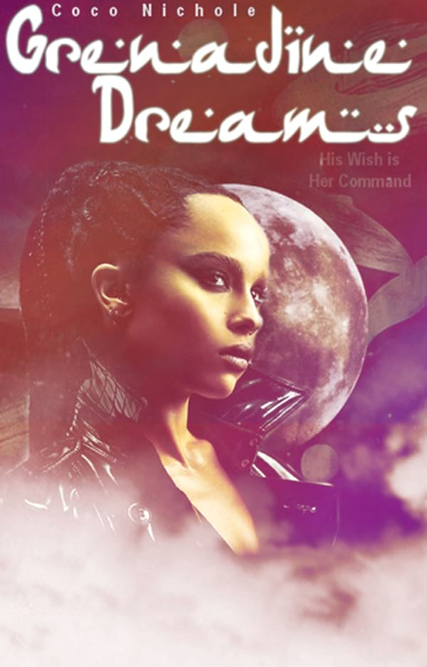 Romance Novels Online, cover of Grenadine dreams by Coco Nichole, books