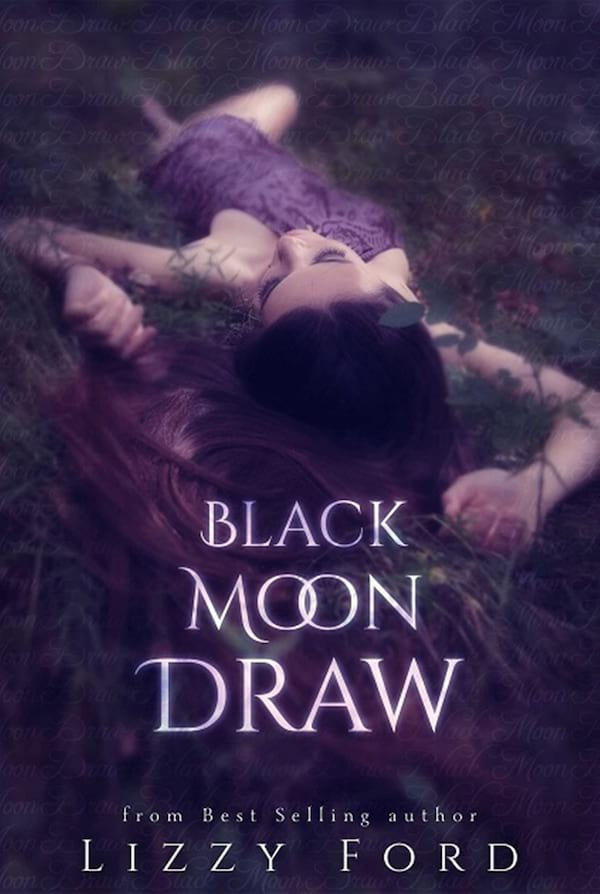 Romance Novels Online, cover of Black Moon Draw by Lizzy Ford, books