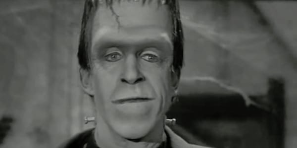 retro tv character, tv, the munsters