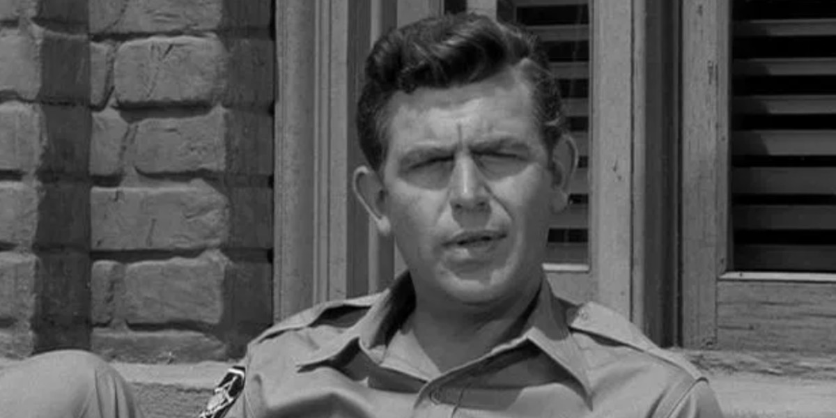 retro tv character, tv, The Andy Griffith Show