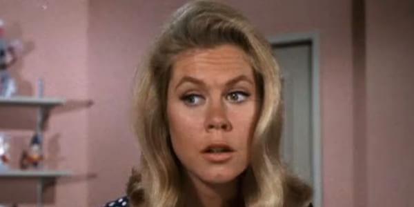 retro tv character, tv, bewitched