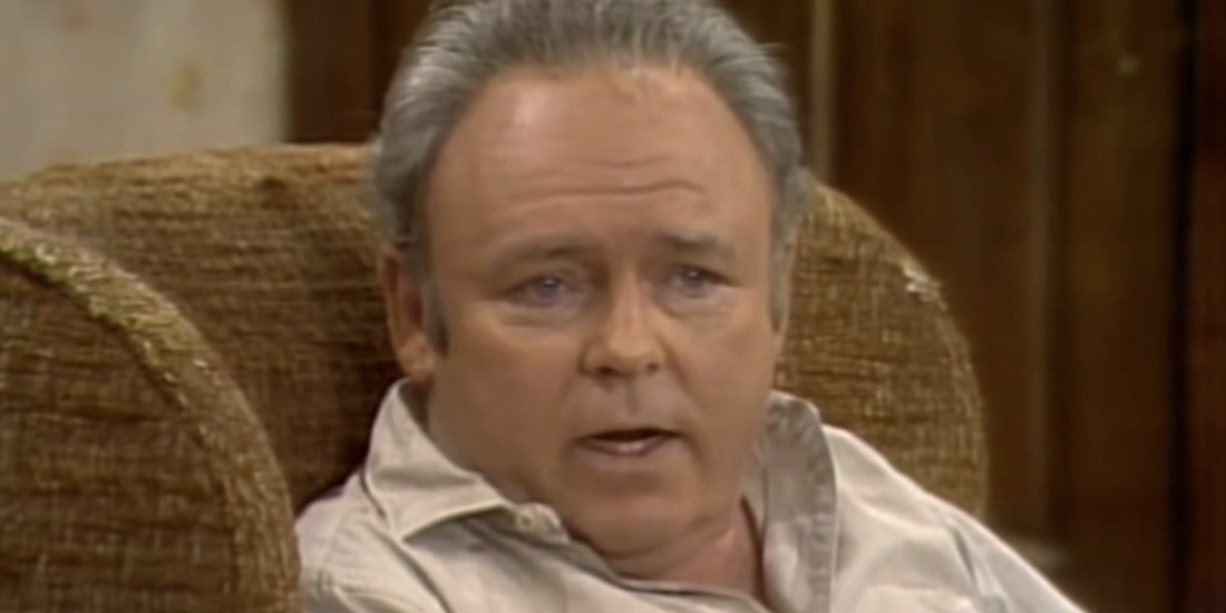 retro tv character, tv, All in the Family