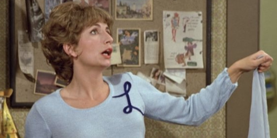 Laverne & Shirley, retro tv character, tv