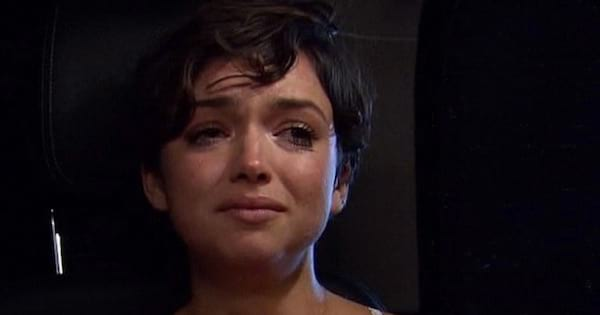 bekah martinez crying face funny the bachelor