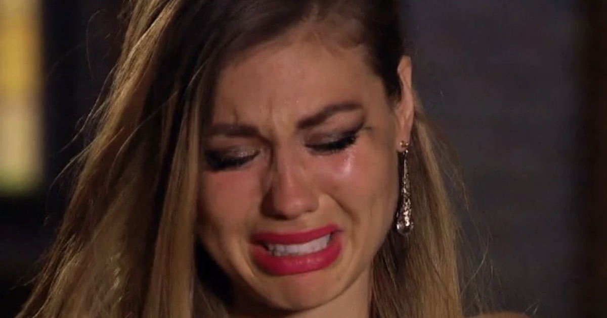 the bachelor crying face funny