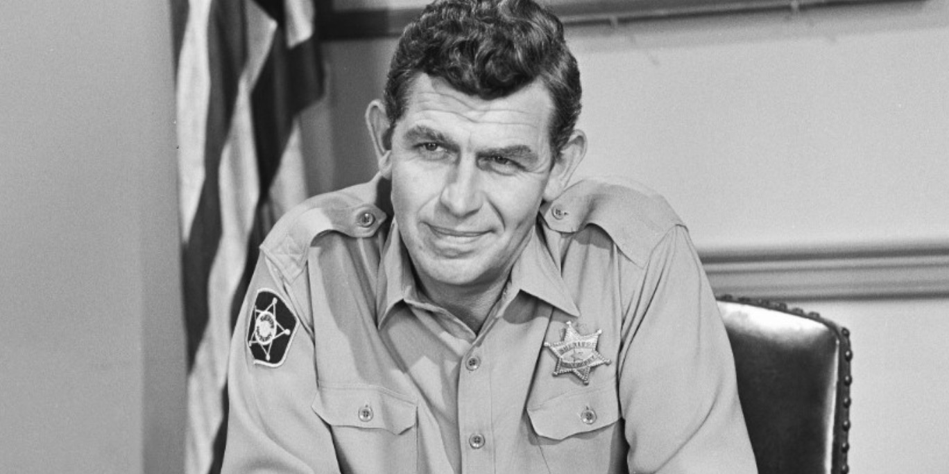 60s male icon, movies, andy griffith, The Andy Griffith Show
