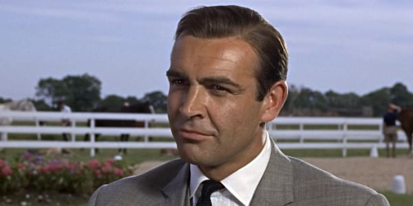 60s male icon, movies, Sean Connery, goldfinger