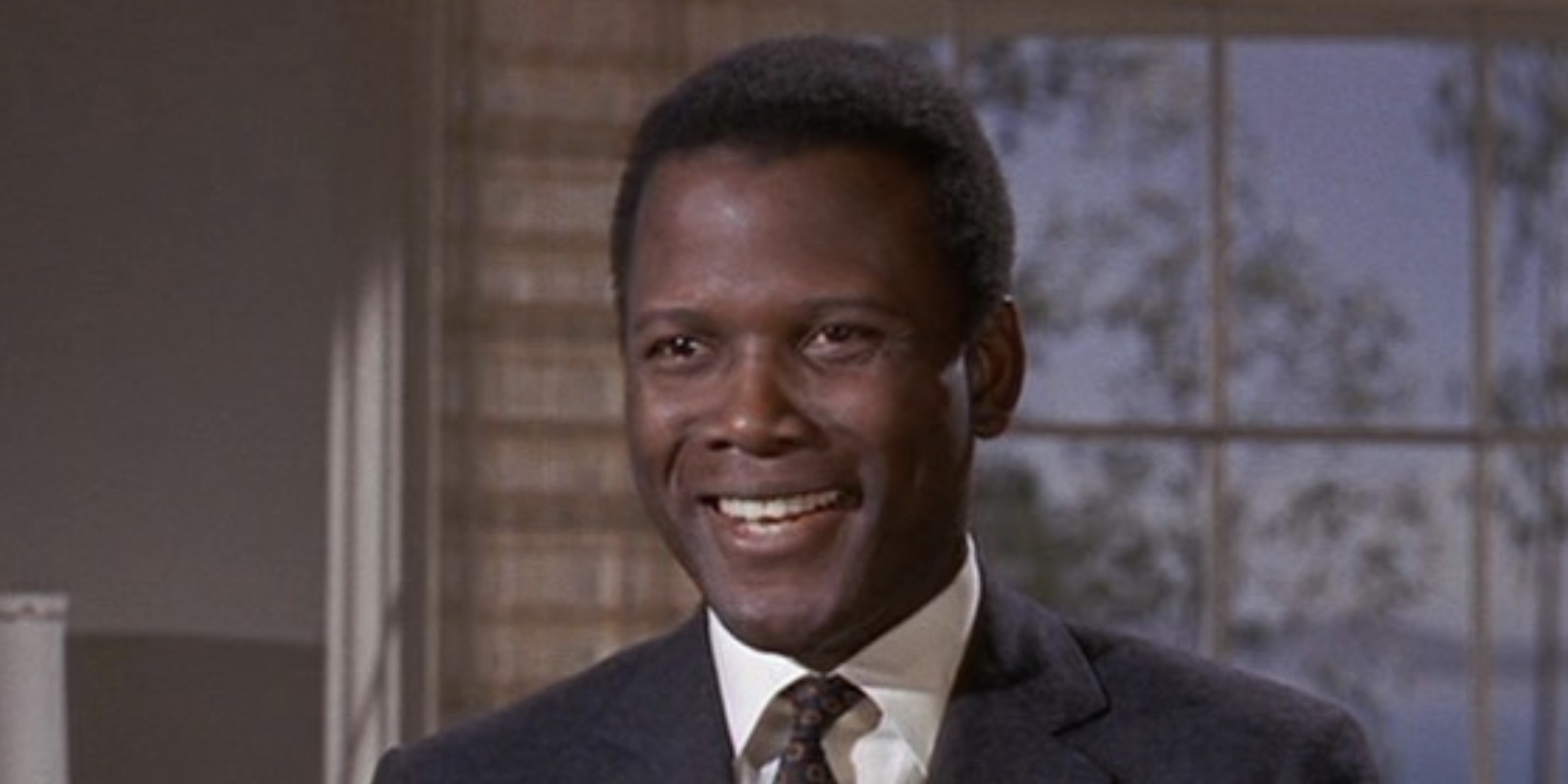 60s male icon, movies, sidney poitier, guess who's coming to dinner